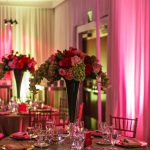 Pink and Green Bat Mitzvah