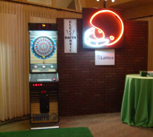 Element – Game Booth Example #5