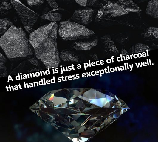 Diamonds in the Rough Times