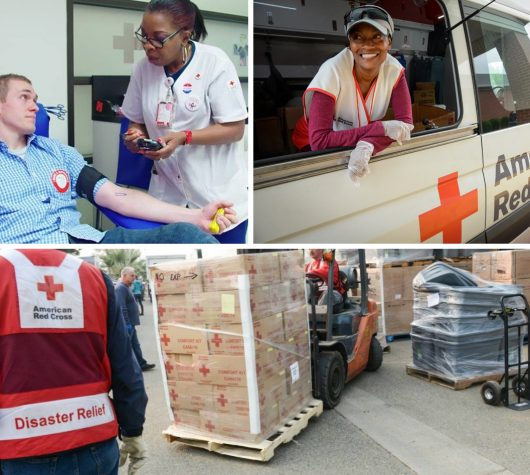 Support the American Red Cross Los Angeles Region
